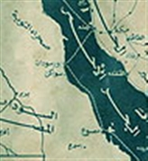 Maps of the Persian Gulf in Arabic maps