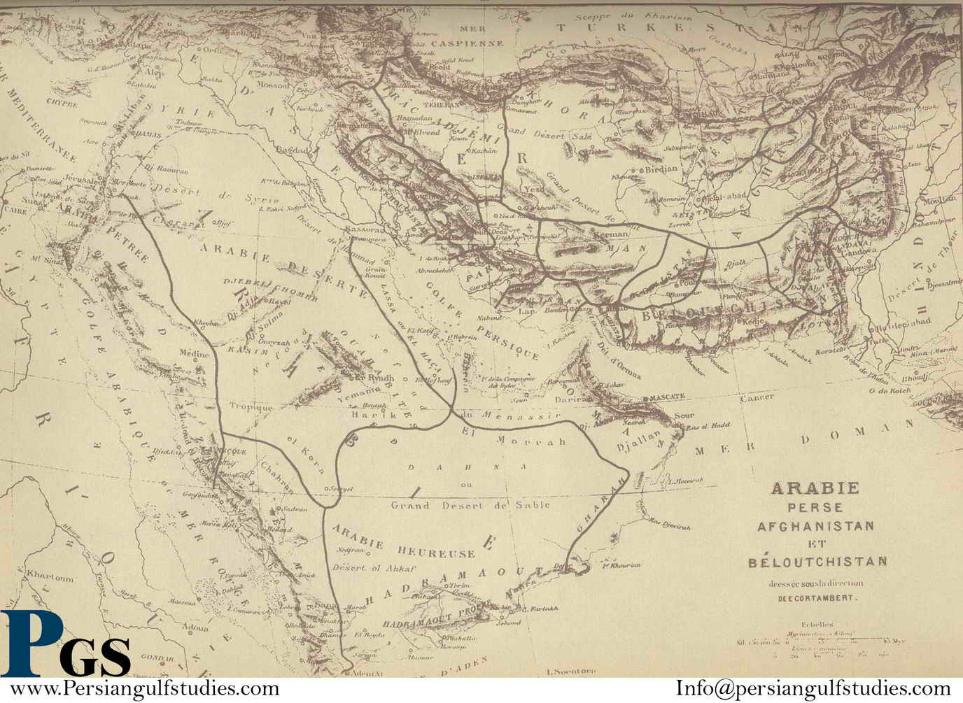 From 1700 A.D to the Modern|From 1700 A.D to the Modern persian gulf map