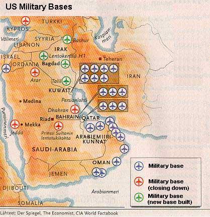 persian gulf strat of hormuz military maps