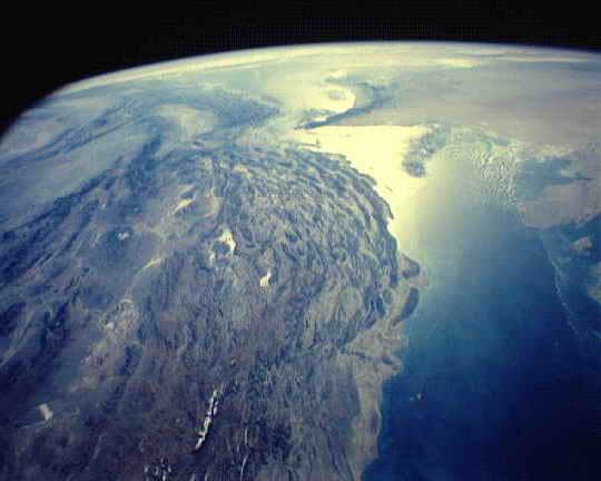 Persian Gulf Satellite Maps|Persian Gulf Satellite Maps